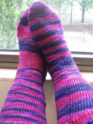 Berry socks