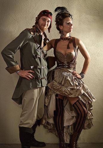 Continuation of last post Time Traveling and Steampunk